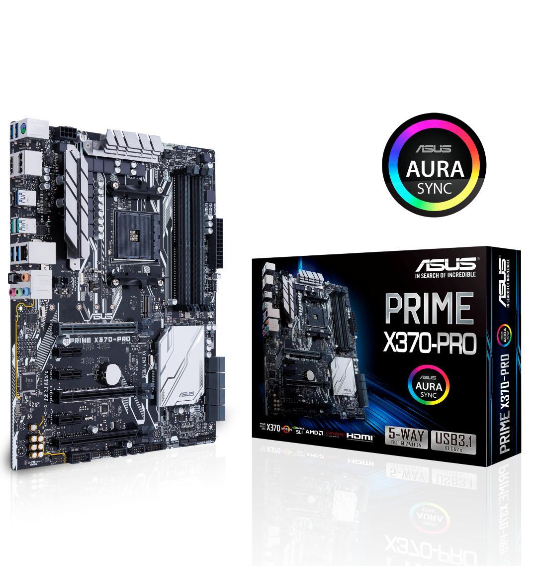 Asus PRIME X370-PRO ATX AM4