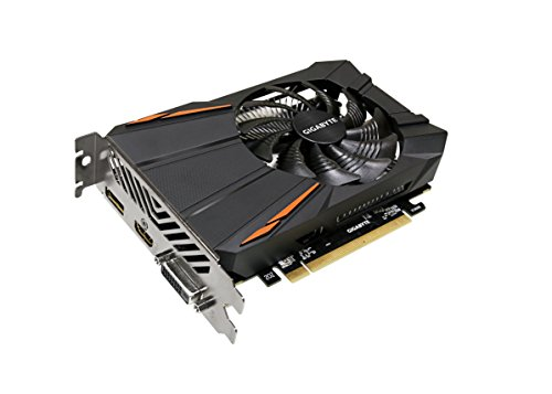 Gigabyte Radeon RX 550 2GB RX 500 Series