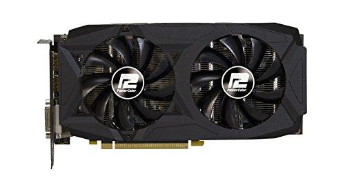 Placa de vídeo PowerColor Radeon RX 580 8GB Red Dragon