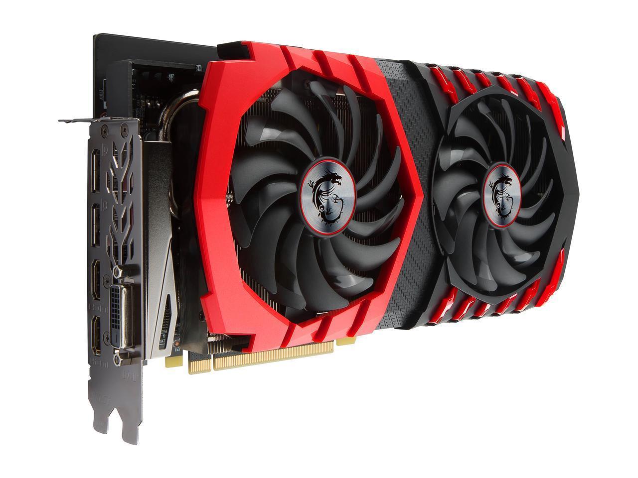 MSI Radeon RX 580 8GB Gaming