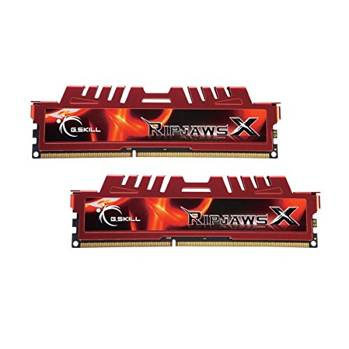 G.Skill Ripjaws X Series 8GB (2x4GB) DDR3-1333