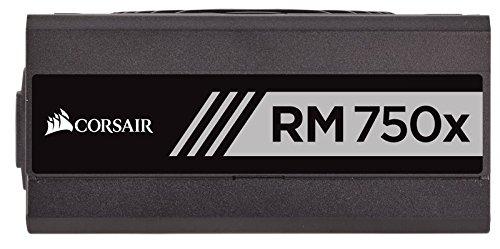 Corsair RM750x 750W Certificado 80+ Gold Full-Modular ATX