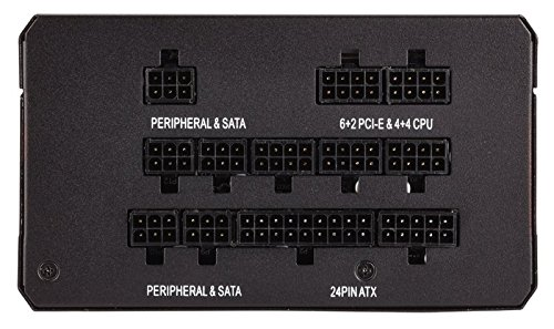Corsair RM850X 850W Certificado 80+ Gold Full-Modular ATX12V / EPS12V