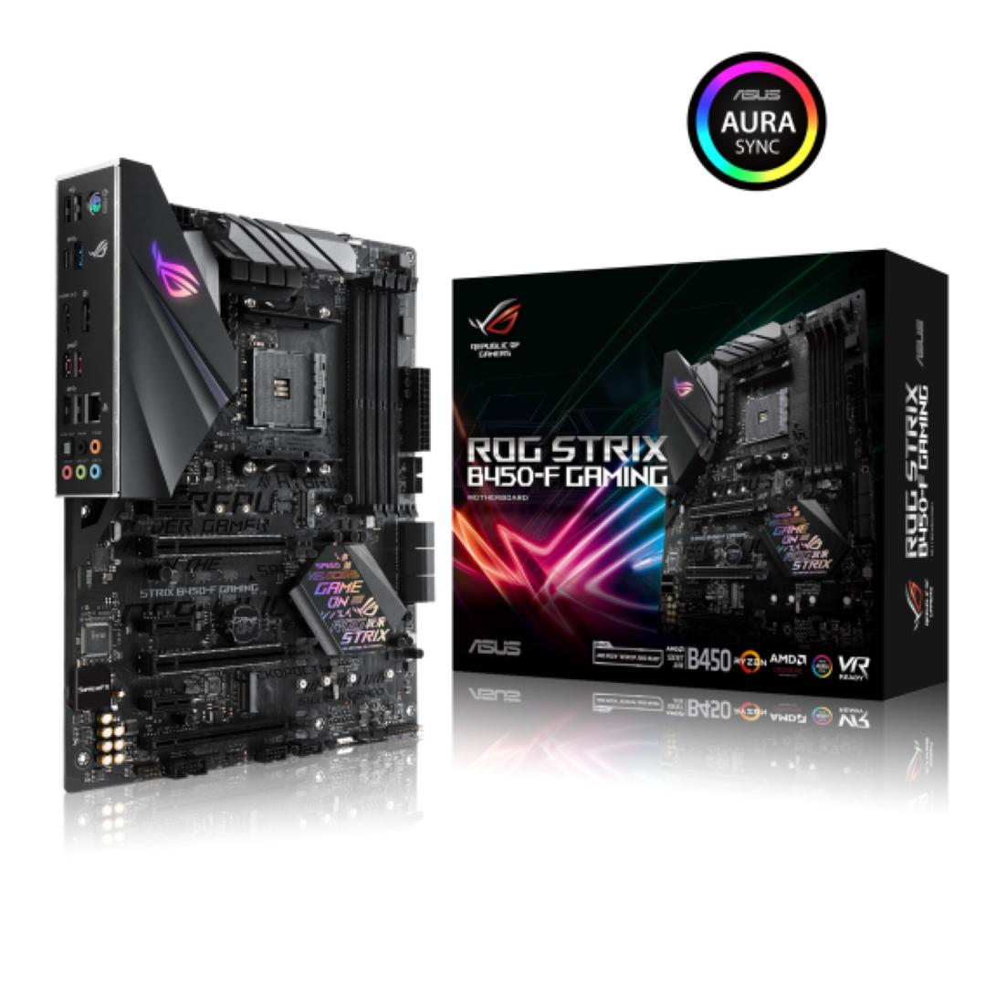 Asus ROG STRIX B450-F GAMING ATX AM4