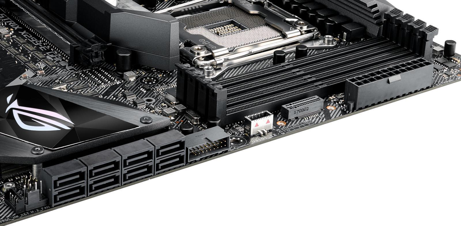 Asus ROG STRIX X299-E GAMING ATX LGA 2066