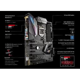 Asus ROG STRIX Z270E GAMING ATX LGA 1151
