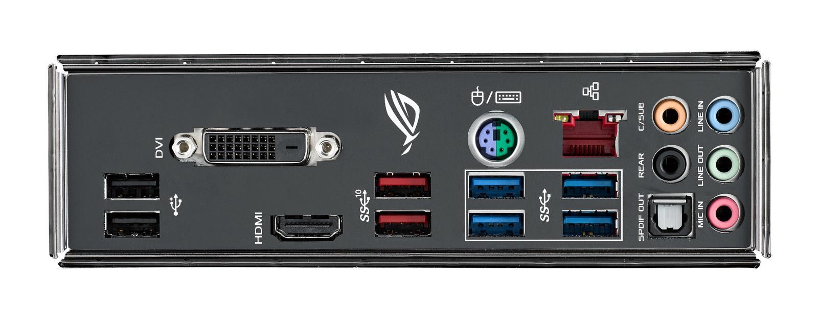 Asus ROG Strix Z370-H Gaming ATX LGA 1151