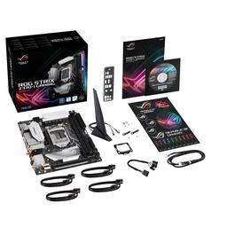 Asus ROG Strix Z370-I Gaming Mini ITX LGA 1151