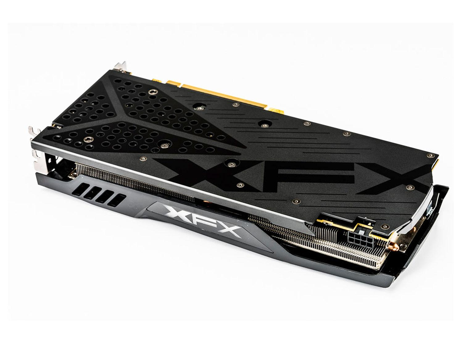 XFX Radeon RX 480 8GB Black Edition OC