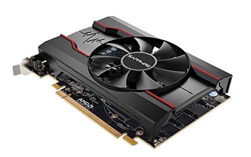 Placa de vídeo Sapphire RX 550 - 512 4GB PULSE