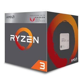 AMD Ryzen 3 2200G 3.5GHz Quad-Core