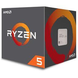 AMD Ryzen 5 2600X 3.6GHz 6-Core