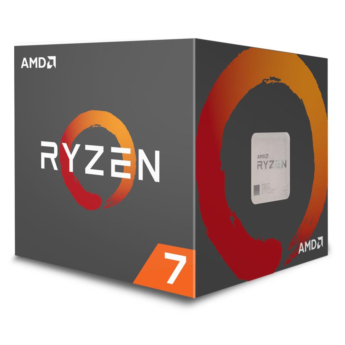 AMD Ryzen 7 2700 3.2GHz 8-Core