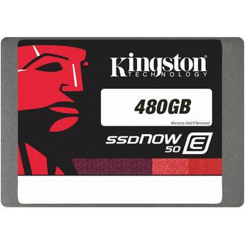 Kingston SSD SSDNow E50 480GB 2.5
