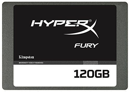 Kingston SSD HyperX Fury 120GB 2.5
