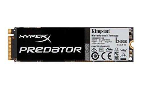 Kingston SSD HyperX Predator PCI-E