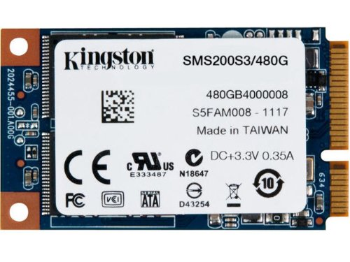 Kingston SSD SSDNow mS200 480GB mSATA