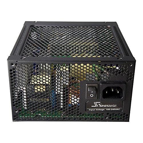 Seasonic SS-520FL2 520W Certificado 80+ Platinum Full-Modular ATX12V / EPS12V