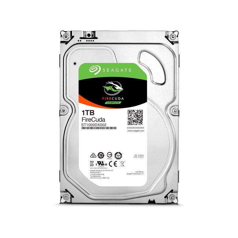 Seagate HDD FireCuda 3.5