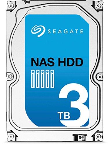 Seagate HDD NAS HDD 3TB 3.5