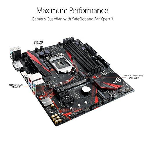 Asus STRIX B250G GAMING Micro ATX LGA 1151