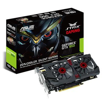 Asus GeForce GTX 950 2GB GeForce 900 Series