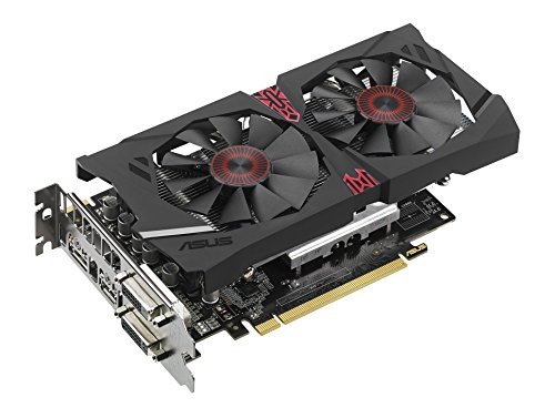 Asus Radeon R7 370 4GB Radeon R7 300 Series