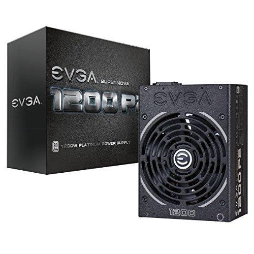 EVGA SuperNOVA P2 1200 W 80 Plus Platinum 1200W Certificado 80+ Platinum Full-Modular ATX12V / EPS12V