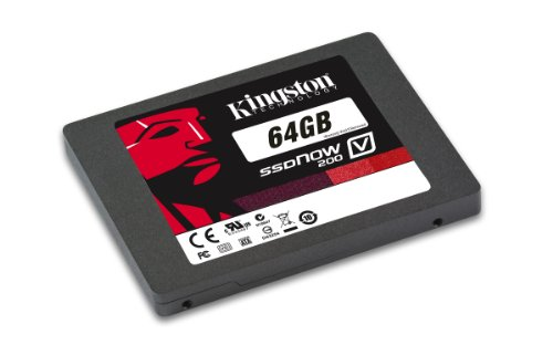 Kingston SSD SSDNow V200 Series 64GB 2.5