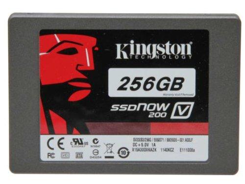 Kingston SSD SSDNow V200 Series 256GB 2.5