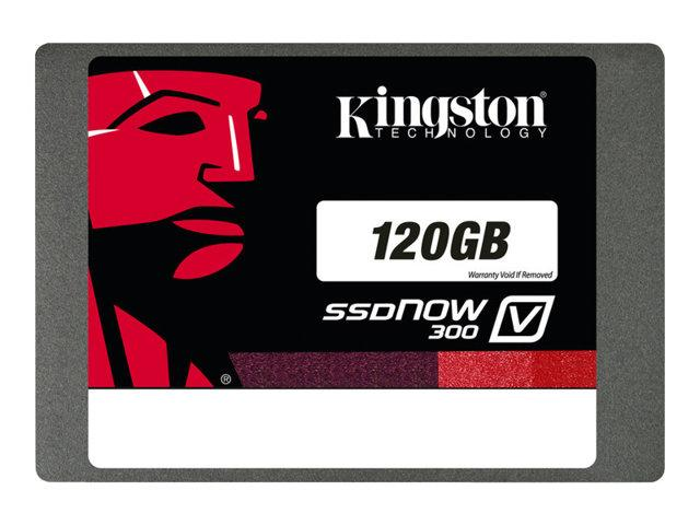 Kingston SSD SSDNow V300 Series 120GB 2.5