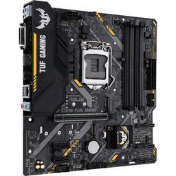 Asus TUF B360M-Plus Gaming Micro ATX LGA 1151