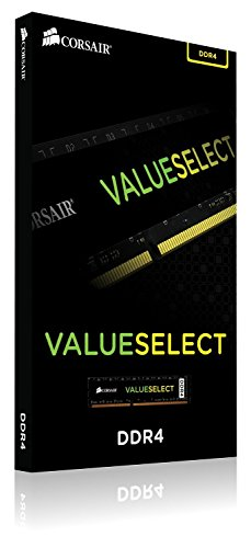 Corsair ValueSelect 4GB (1x4GB) DDR4-2133
