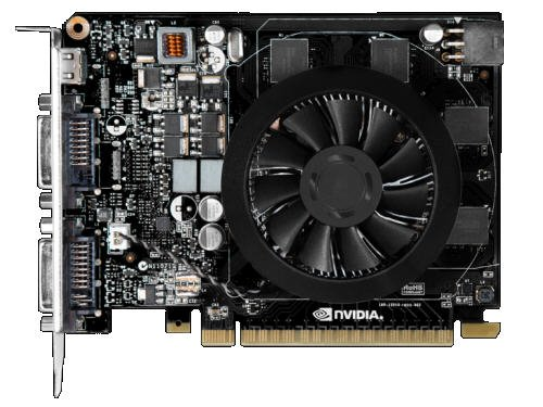 PNY GeForce GT 740 1GB GeForce 700 Series