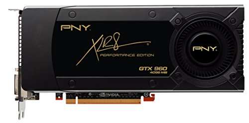 PNY GeForce GTX 960 4GB GeForce 900 Series