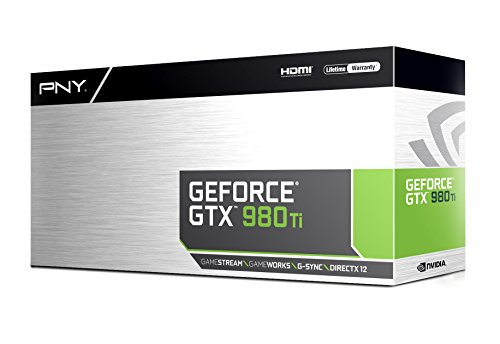 PNY GeForce GTX 980 Ti 6GB GeForce 900 Series