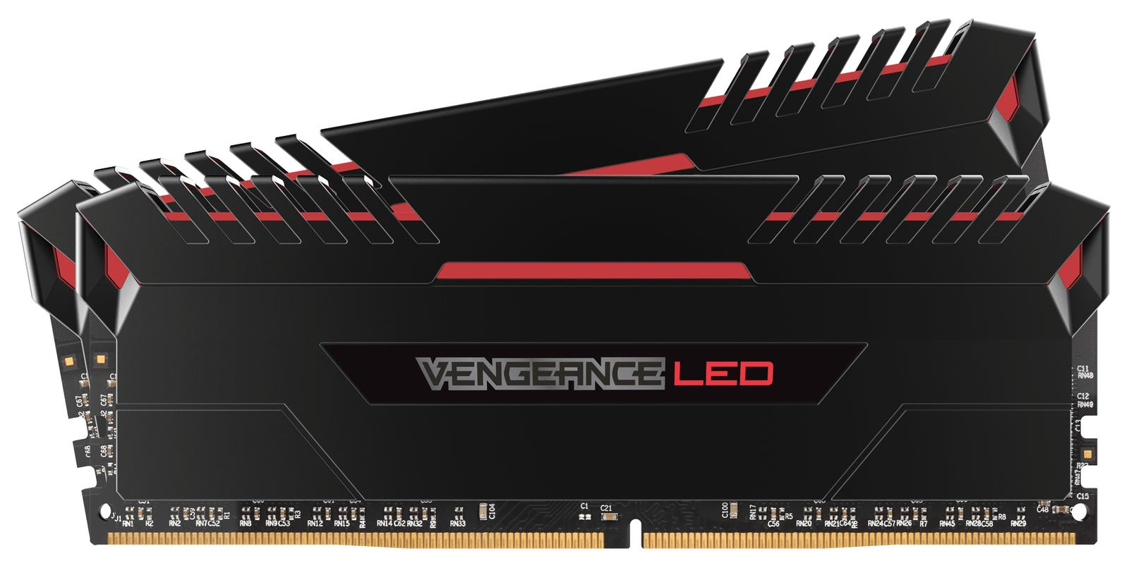 Corsair Vengeance LED 32GB (2x16GB) DDR4-3200