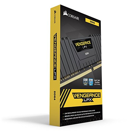 Corsair Vengeance LPX 4GB (1x4GB) DDR4-2400