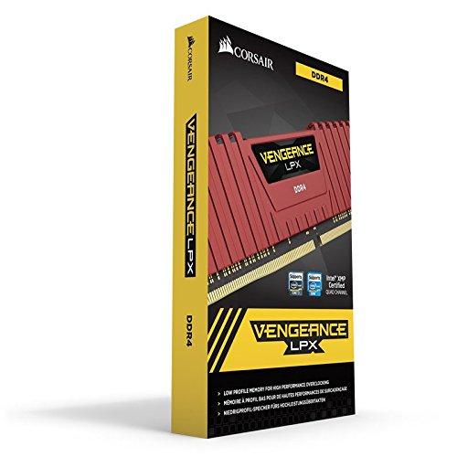 Corsair Vengeance LPX 8GB (1x8GB) DDR4-2400