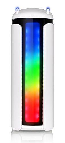 Thermaltake Versa C22 RGB Snow Edition ATX Mid Tower (Branco / Preto)