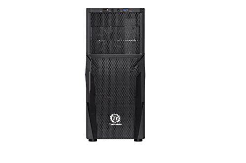 Thermaltake Versa H21 ATX Mid Tower (Preto)