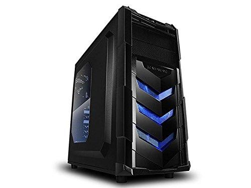 Raidmax Vortex V4 ATX Mid Tower (Preto)