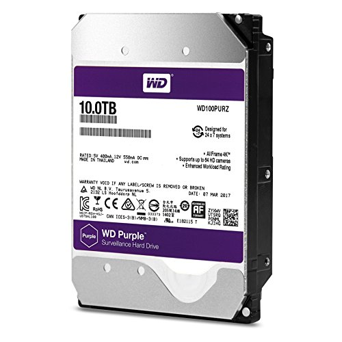 Western Digital HDD WD100PURZ