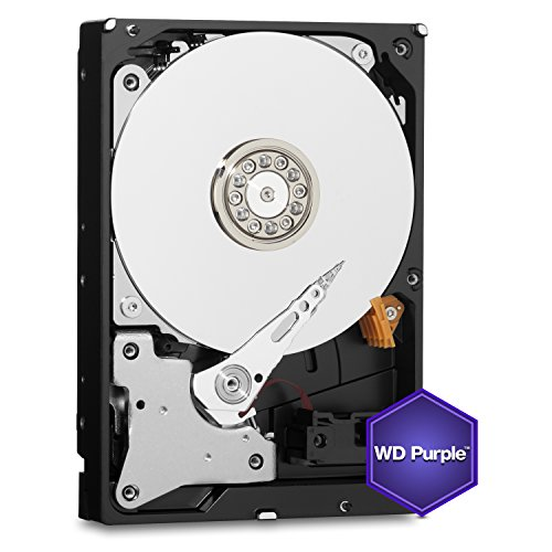 Western Digital HDD Purple 1TB 3.5
