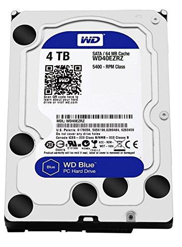 Western Digital HDD Blue 4TB 3.5