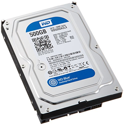 Western Digital HDD WD5000AZLX