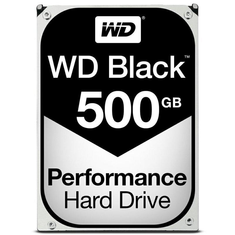 Western Digital HDD Black 3.5