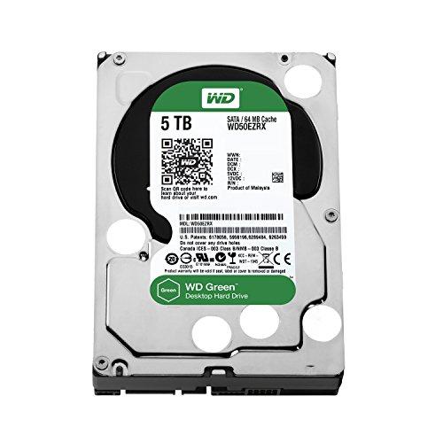 Western Digital HDD Green 5TB 3.5