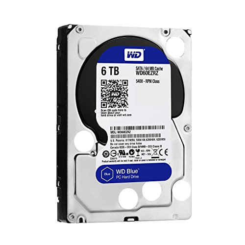 Western Digital HDD Blue 6TB 3.5