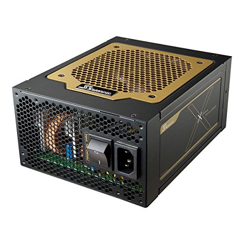 Seasonic X-1050 1050W Certificado 80+ Gold Full-Modular ATX12V / EPS12V